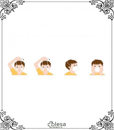 STAR CARE. MASCARILLA INFANTIL FFP2 BLANCA (1 UNIDAD) (2). FARMACIA BLESA