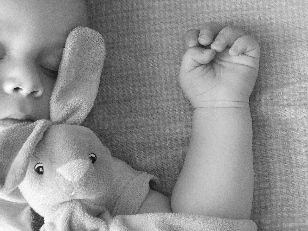 ¿Qué sabes de los sueños de los bebes?