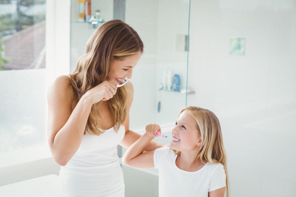 Cuidar salud bucal verano