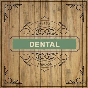 Productos de higiene dental