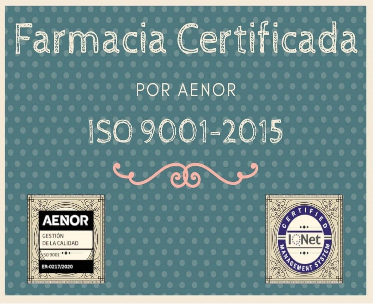 Bienvenidos a Blesa Farmacia-Tu farmacia certificada de Canarias